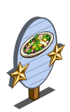 Fava Bean Salad 2 Star Mastery Sign-icon