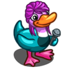 80s Popstar Duck-icon