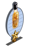 Tarragon Vinegar 1 Star Mastery Sign-icon