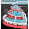 3 Hearts Fountain-icon
