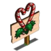 Candy Cane Mastery Sign-icon