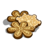 Snowflake Cookie-icon
