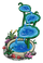 Leaves Fountain-icon