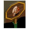 Wild Turkey Mastery Sign-icon