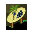 Acai Tree Mastery Sign-icon