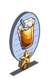 Root Beer 1 Star Mastery Sign-icon