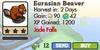 Eurasian Beaver Market Info (June 2012)