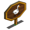Farm Goose Mastery Sign-icon