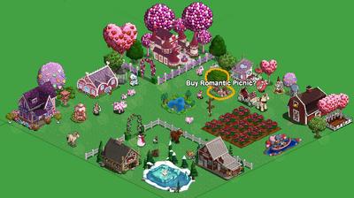 FarmVille's Model Farm III
