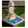 Merlion Fountain-icon