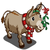Mistletoe Donkey-icon.png