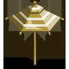 Yellow Umbrella-icon