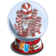Gnome Snow Globe-icon