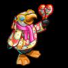 Fancy Dancy Penguin-icon