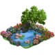 April Flower Pond-icon