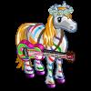 Guitarist Hippie Horse-icon