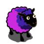 HanPurple Purple Sheep