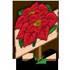 Poinsettia Mastery Sign-icon