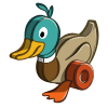 Duck Toy-icon