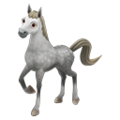 Icon horse adult thoroughbredgrey 128-1.png