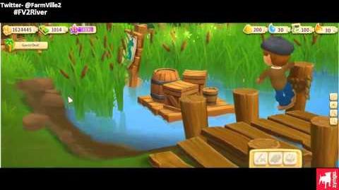 Gamezebo & FarmVille 2 show off the new Appaloosa River! (FULL) - 1 3
