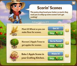 Scorin' Scones