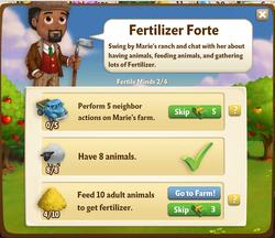 Fertilizerforte