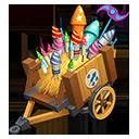 Fireworks Wagon