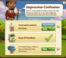 Impression Confession