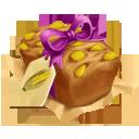 Loaf of Barley Bread