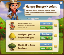 Hungry Hungry Hoofers