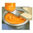 Orange Icing