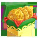 Lemon Lace Cookie