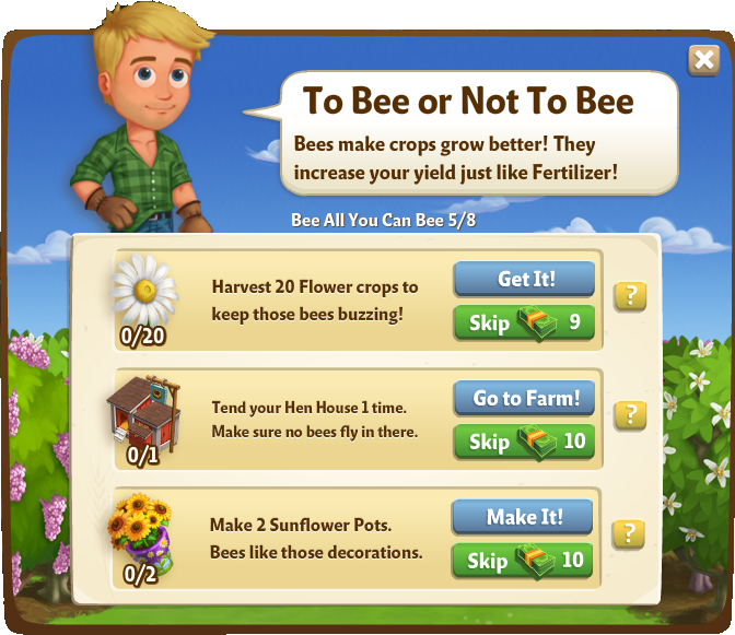 Bee All You Can Bee - part 5