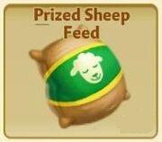 PrizedSheepFeed