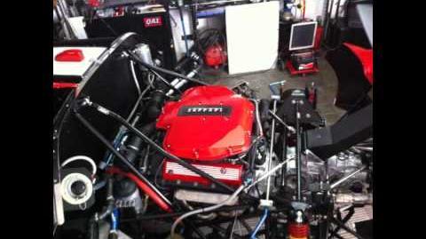 Fast & Furious 6 Ferrari Fxx Replica (Ludacris post) building process