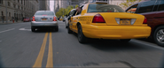 VW & Ford Crown Vic Taxi Cab (Midtown - F8)
