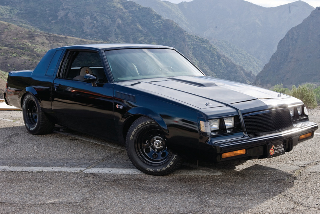 Buick Grand National The Fast And The Furious Wiki Fandom