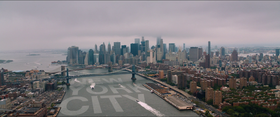 New York City (Location Title Card - F8)