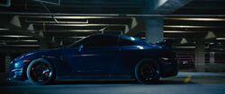 Brian's 2012 Nissan GT-R R35