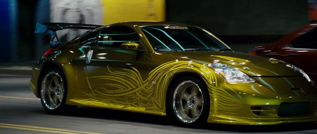 File:Morimoto's Nissan Fairlady Z33 - Side View.png