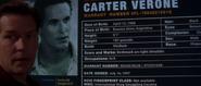 Carter Verone Info