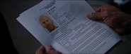 Ministry of Defence Personnel File - Deckard Shaw (F8)