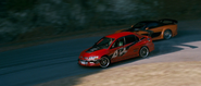 Evolution IX & RX-7 VeilSide Fortune - Drifting (6)