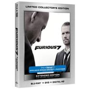 Furious 7 (Wal Mart)