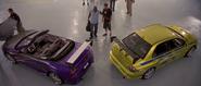 Eclipse GTS Spyder & Lancer Evolution VII