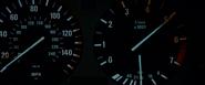BMW E39 - Speedo+Tachometer
