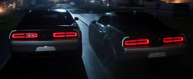 File:2018 Dodge Challenger SRT Demon - Rear View (F8).jpg