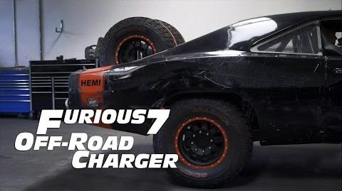 1970 Dodge Charger R T - FAST, FURIOUS and OFF-ROAD, FURIOUS 7
