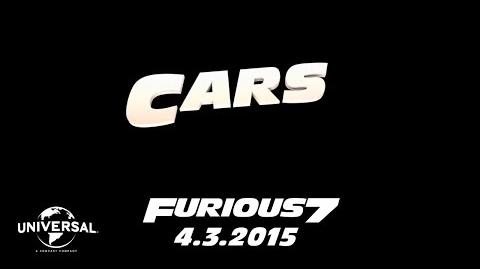 The Road to Furious 7 - Cars (HD)